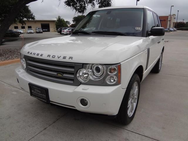 2008 Land Rover Range Rover HSE Austin , Texas 12