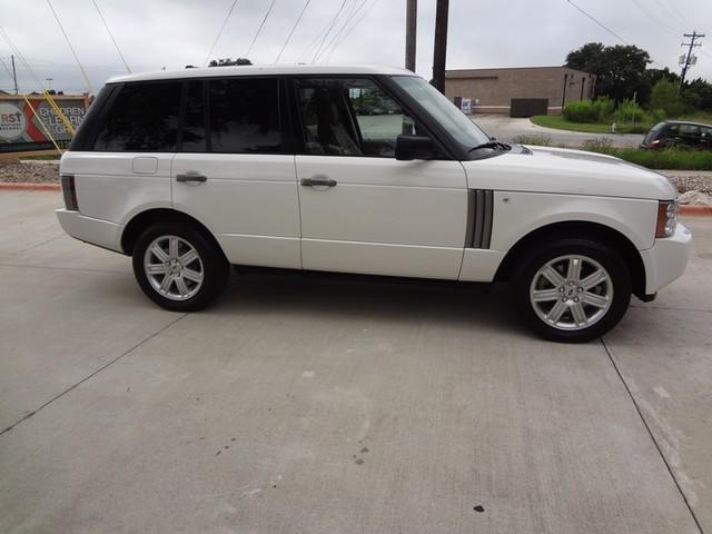 2008 Land Rover Range Rover HSE Austin , Texas 7