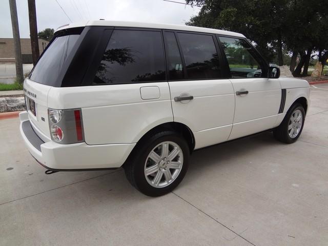 2008 Land Rover Range Rover HSE Austin , Texas 6