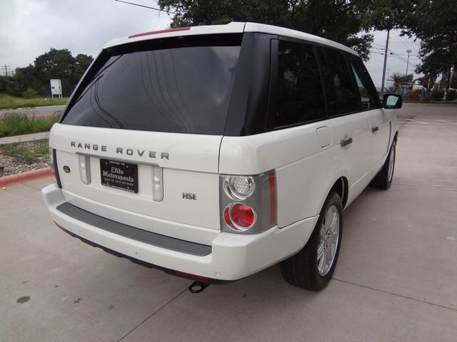 2008 Land Rover Range Rover HSE Austin , Texas 5