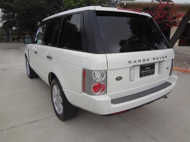 2008 Land Rover Range Rover HSE Austin , Texas 2