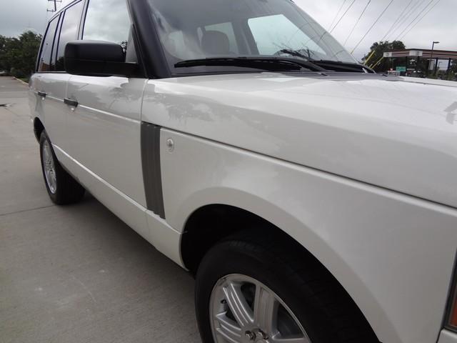 2008 Land Rover Range Rover HSE Austin , Texas 9