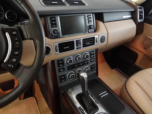 2008 Land Rover Range Rover HSE Austin , Texas 15
