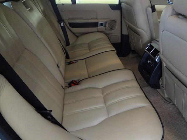 2008 Land Rover Range Rover HSE Austin , Texas 24