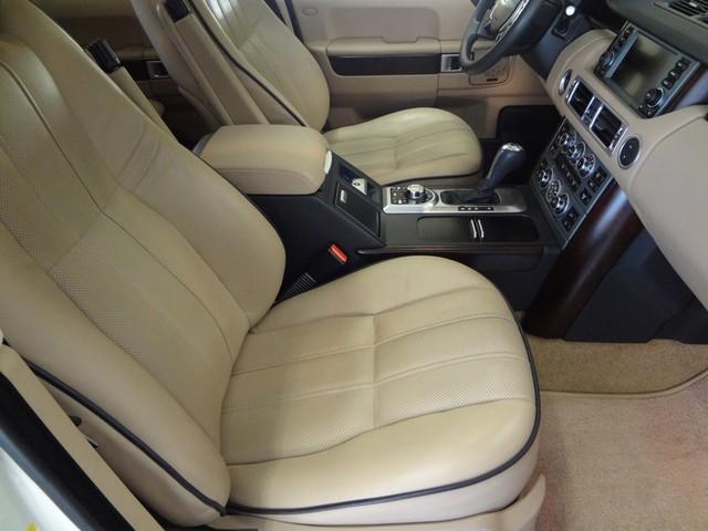 2008 Land Rover Range Rover HSE Austin , Texas 23