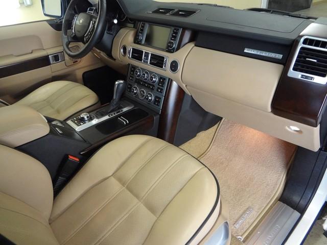 2008 Land Rover Range Rover HSE Austin , Texas 22