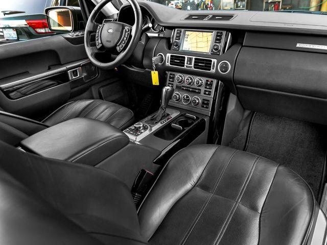 2008 Land Rover Range Rover SC Burbank, CA 11