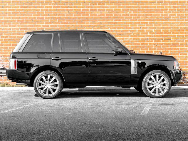 2008 Land Rover Range Rover SC Burbank, CA 4