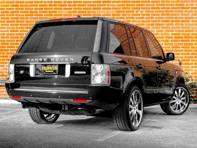 2008 Land Rover Range Rover SC Burbank, CA 6