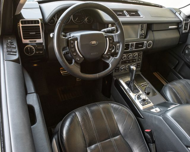 2008 Land Rover Range Rover SC Burbank, CA 15