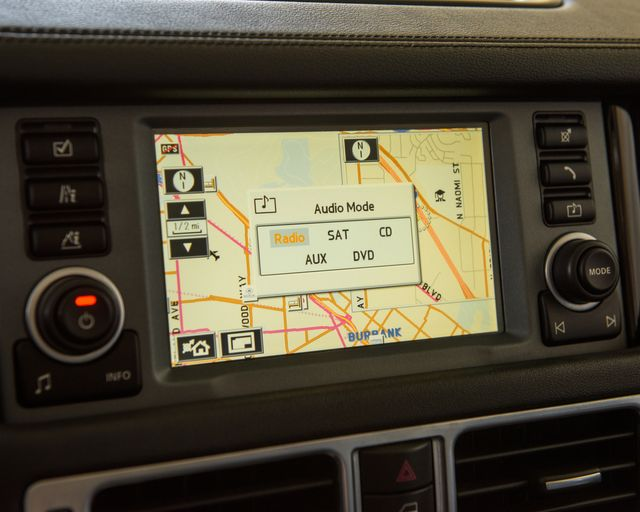 2008 Land Rover Range Rover SC Burbank, CA 17