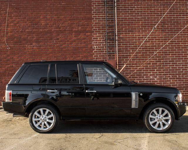 2008 Land Rover Range Rover SC Burbank, CA 2