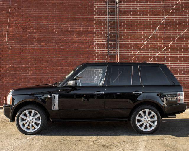 2008 Land Rover Range Rover SC Burbank, CA 3