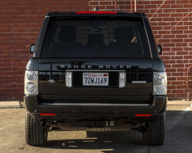 2008 Land Rover Range Rover SC Burbank, CA 5