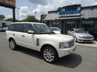 2008 Land Rover Range Rover SC Charlotte, North Carolina