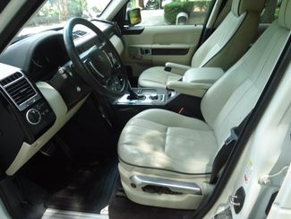 2008 Land Rover Range Rover SC Charlotte, North Carolina 10