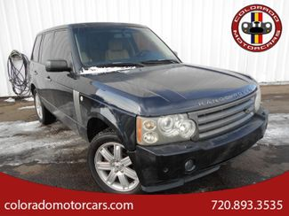 2008 Land Rover Range Rover HSE in Englewood, CO 80110