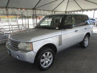 2008 Land Rover Range Rover HSE Gardena, California