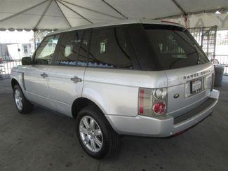 2008 Land Rover Range Rover HSE Gardena, California 1