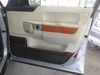2008 Land Rover Range Rover HSE Gardena, California 13