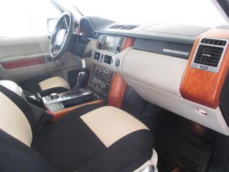 2008 Land Rover Range Rover HSE Gardena, California 8