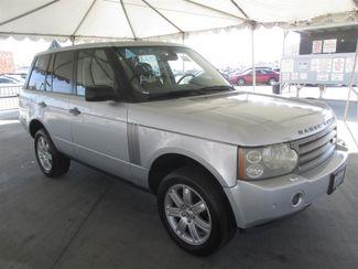 2008 Land Rover Range Rover HSE Gardena, California 3