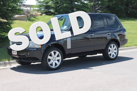 2008 Land Rover Range Rover HSE in Great Falls, MT