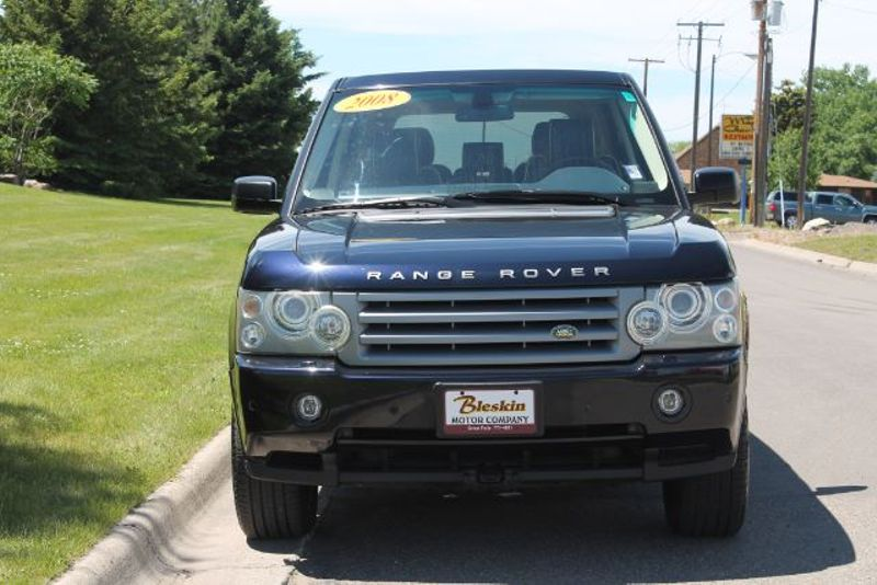 2008 Land Rover Range Rover HSE  city MT  Bleskin Motor Company   in Great Falls, MT