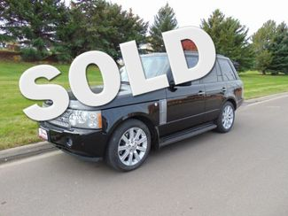 2008 Land Rover Range Rover in Great Falls, MT
