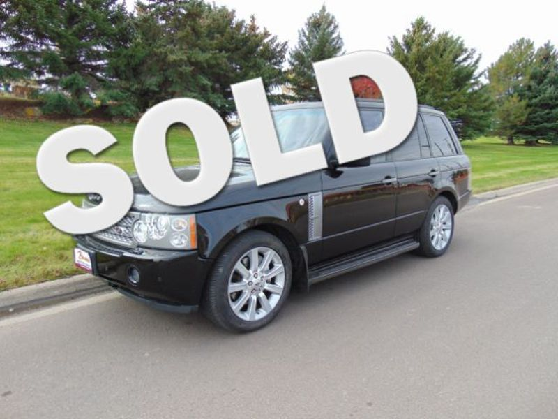 2008 Land Rover Range Rover SC  city MT  Bleskin Motor Company   in Great Falls, MT