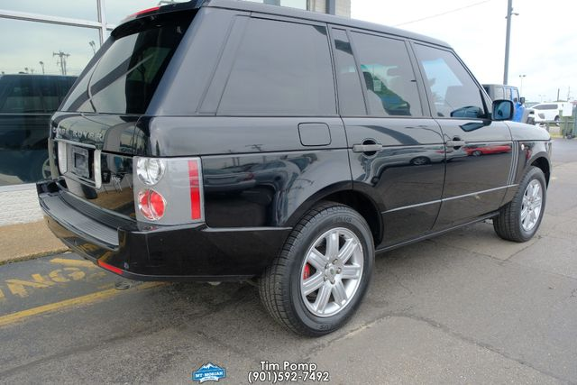 2008 Land Rover Range Rover HSE in Memphis, Tennessee 38115