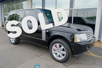 2008 Land Rover Range Rover in Memphis Tennessee
