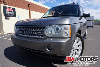 2008 Land Rover Range Rover SC Supercharged V8 Full Size 4WD SUV ~ 1 OWNER!! | MESA, AZ | JBA MOTORS in Mesa AZ