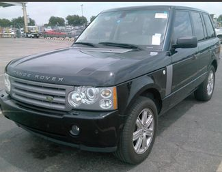 2008 Land Rover Range Rover HSE in New Braunfels TX, 78130