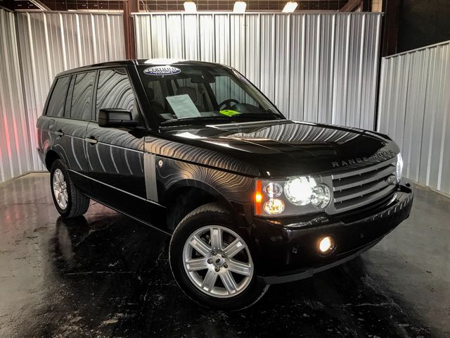 2008 Land Rover Range Rover HSE WARRANTY INCLUDED in New Braunfels TX, 78130