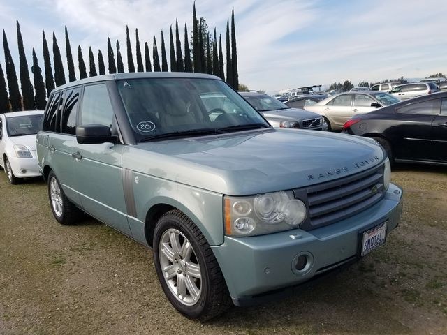 2008 Land Rover Range Rover HSE in Orland, CA 95963
