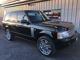 2008 Land Rover Range Rover HSE  city TX  Clear Choice Automotive  in San Antonio, TX