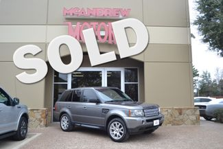 2008 Land Rover Range Rover Sport HSE in Arlington, TX Texas, 76013