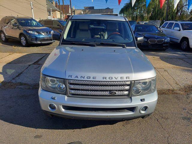 2008 Land Rover Range Rover Sport SC