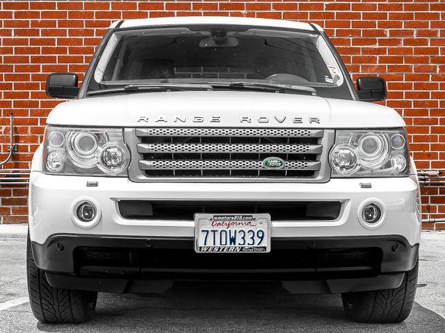 2008 Land Rover Range Rover Sport HSE Burbank, CA 2