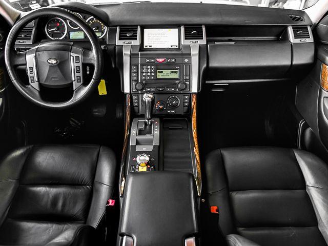 2008 Land Rover Range Rover Sport HSE Burbank, CA 8