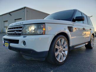 2008 Land Rover Range Rover Sport SC | Champaign, Illinois | The Auto Mall of Champaign in Champaign Illinois