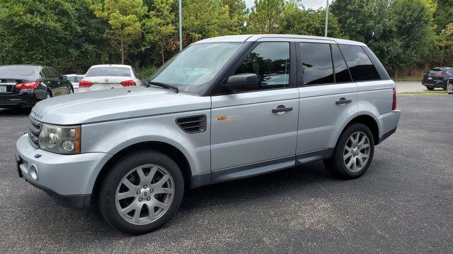 2008 Land Rover Range Rover Sport HSE
