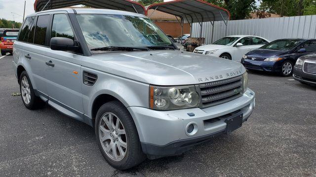 2008 Land Rover Range Rover Sport HSE in Houston, TX 77020