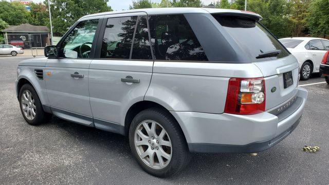 2008 Land Rover Range Rover Sport HSE in Houston, TX 77020