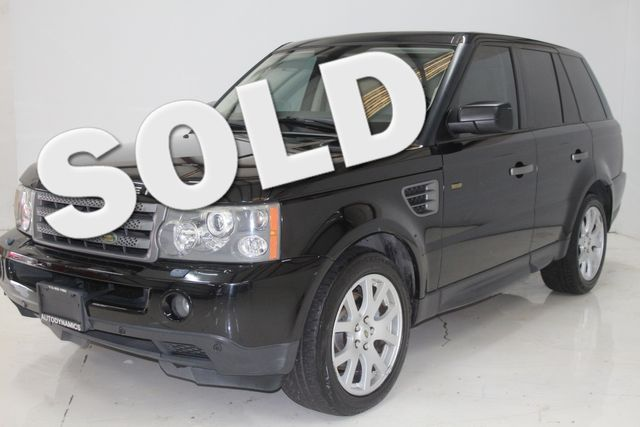 2008 Land Rover Range Rover Sport HSE Houston, Texas
