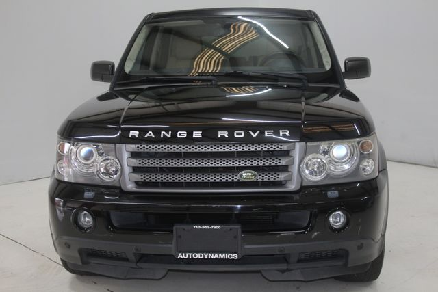 2008 Land Rover Range Rover Sport HSE Houston, Texas 1