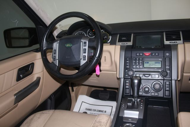 2008 Land Rover Range Rover Sport HSE Houston, Texas 10