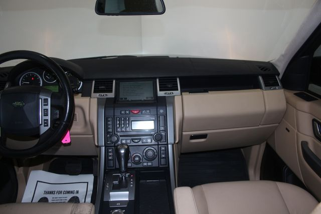 2008 Land Rover Range Rover Sport HSE Houston, Texas 11