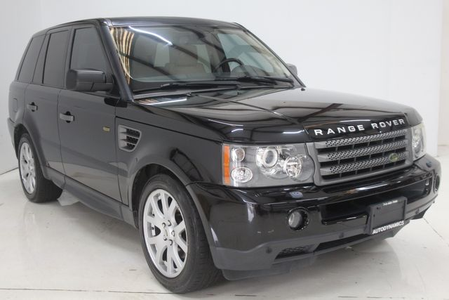 2008 Land Rover Range Rover Sport HSE Houston, Texas 2